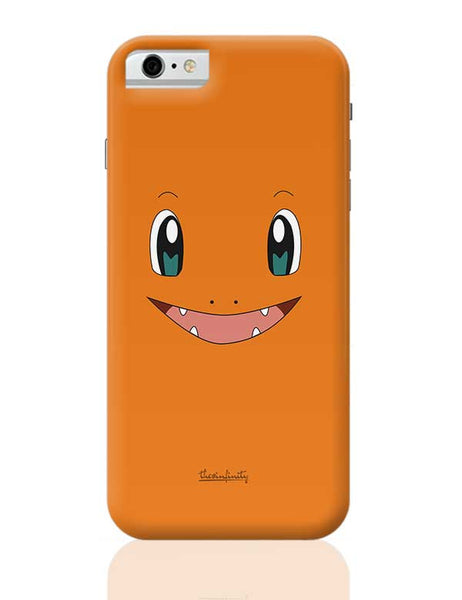 Charmander (Face) iPhone 6 6S Covers Cases Online India