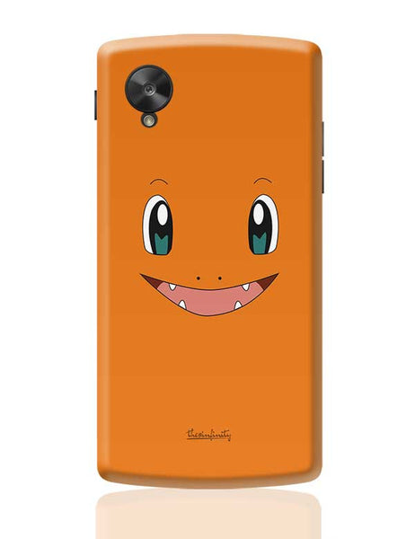 Charmander (Face) Google Nexus 5 Covers Cases Online India