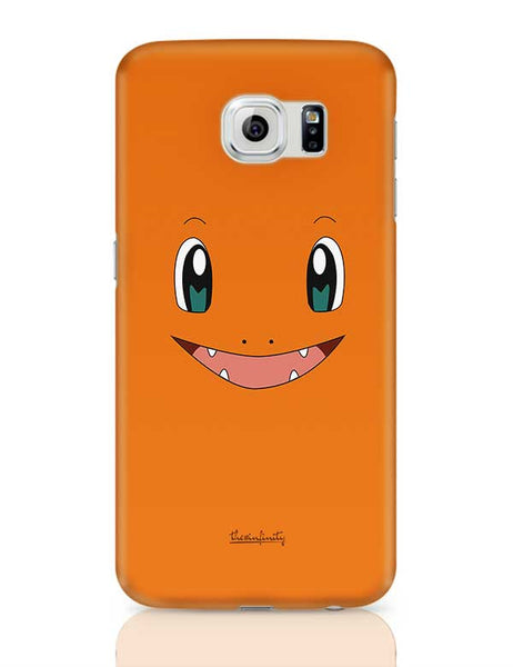 Charmander (Face) Samsung Galaxy S6 Covers Cases Online India