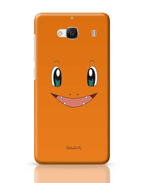 Charmander (Face) Redmi 2 / Redmi 2 Prime Covers Cases Online India