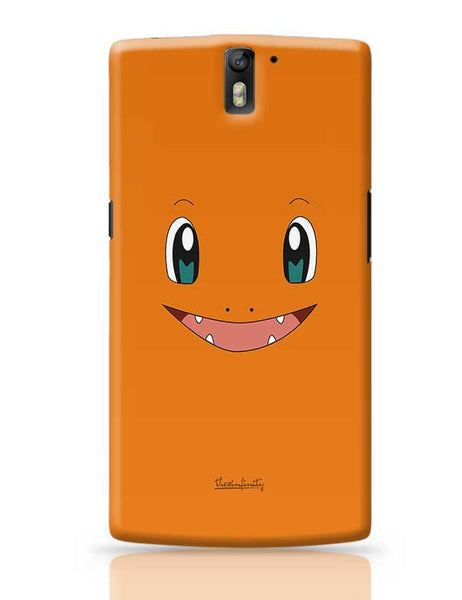 Charmander (Face) OnePlus One Covers Cases Online India