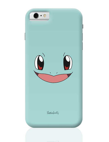 Squirtle (Face) iPhone 6 6S Covers Cases Online India
