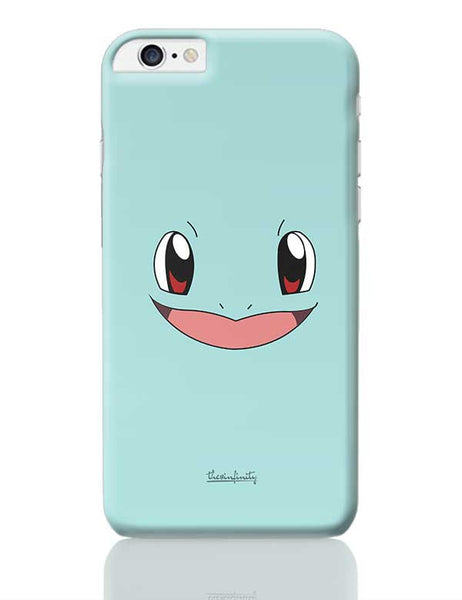 Squirtle (Face) iPhone 6 Plus / 6S Plus Covers Cases Online India