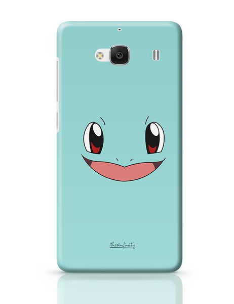 Squirtle (Face) Redmi 2 / Redmi 2 Prime Covers Cases Online India