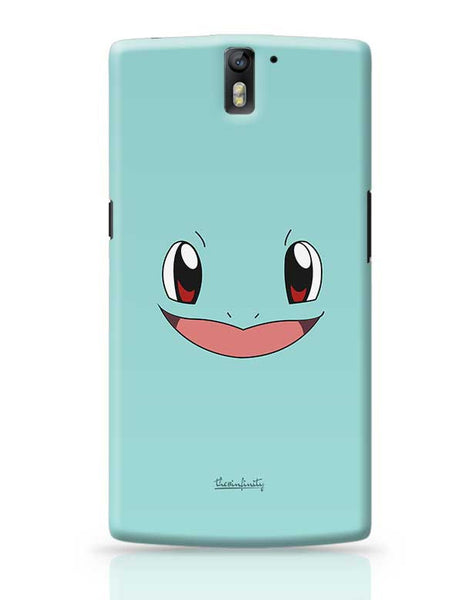 Squirtle (Face) OnePlus One Covers Cases Online India
