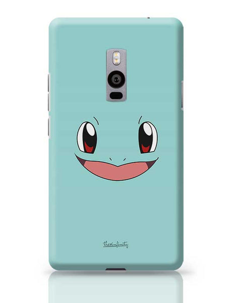Squirtle (Face) OnePlus Two Covers Cases Online India