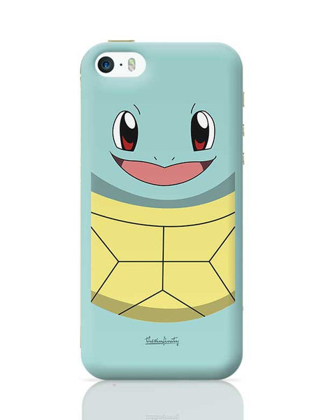 Squirtle (Body) iPhone 5/5S Covers Cases Online India