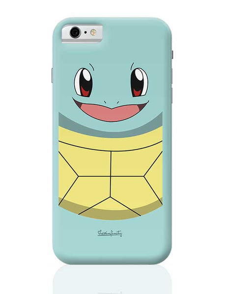 Squirtle (Body) iPhone 6 6S Covers Cases Online India