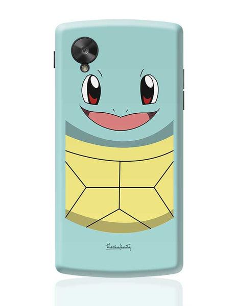 Squirtle (Body) Google Nexus 5 Covers Cases Online India