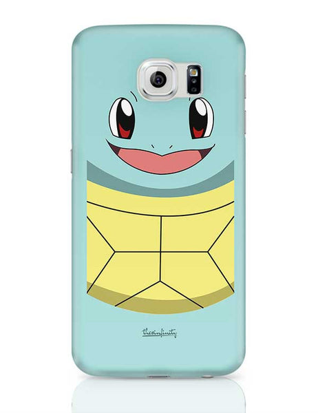 Squirtle (Body) Samsung Galaxy S6 Covers Cases Online India