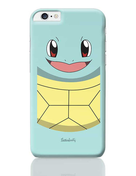 Squirtle (Body) iPhone 6 Plus / 6S Plus Covers Cases Online India