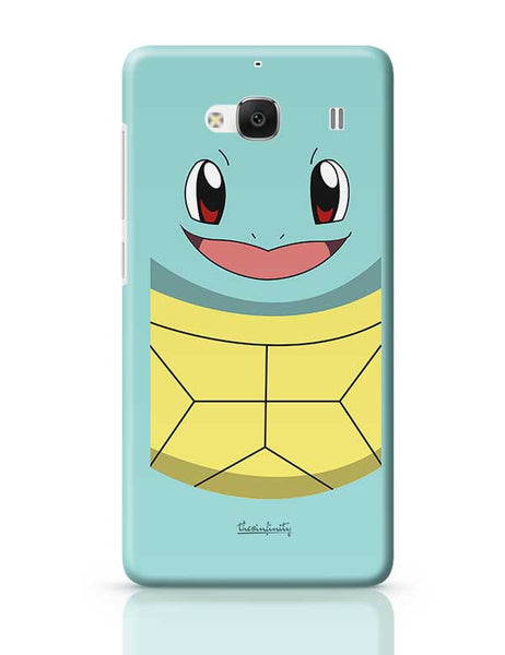 Squirtle (Body) Redmi 2 / Redmi 2 Prime Covers Cases Online India