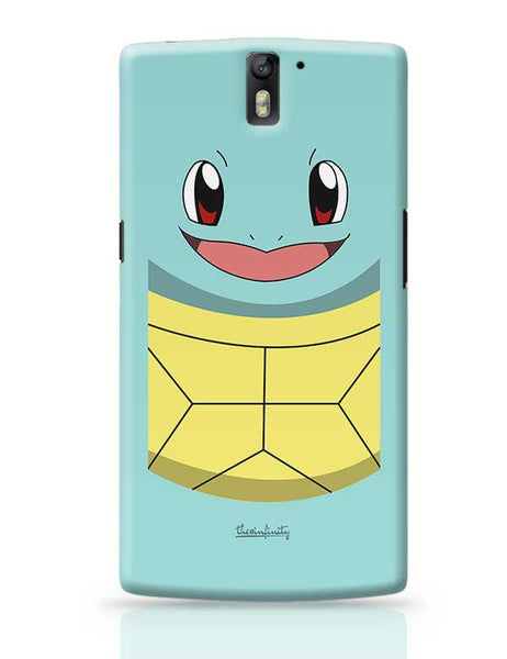 Squirtle (Body) OnePlus One Covers Cases Online India