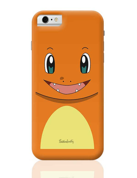 Charmander (Body) iPhone 6 6S Covers Cases Online India