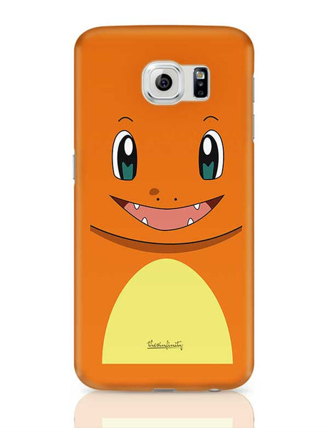 Charmander (Body) Samsung Galaxy S6 Covers Cases Online India