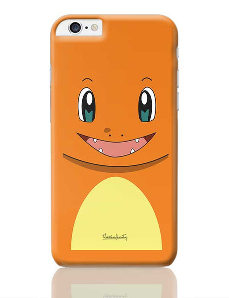 Charmander (Body) iPhone 6 Plus / 6S Plus Covers Cases Online India
