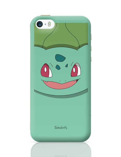 Bulbasaur (Body) iPhone 5/5S Covers Cases Online India