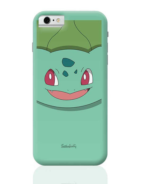 Bulbasaur (Body) iPhone 6 6S Covers Cases Online India