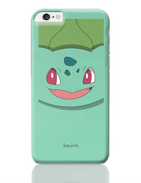 Bulbasaur (Body) iPhone 6 Plus / 6S Plus Covers Cases Online India