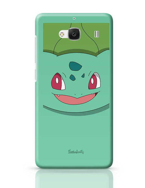 Bulbasaur (Body) Redmi 2 / Redmi 2 Prime Covers Cases Online India