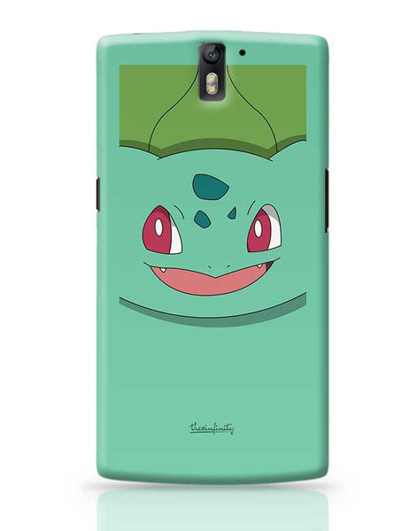 Bulbasaur (Body) OnePlus One Covers Cases Online India