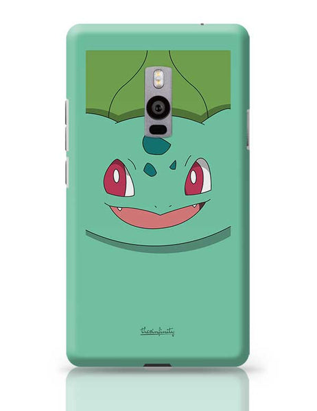 Bulbasaur (Body) OnePlus Two Covers Cases Online India
