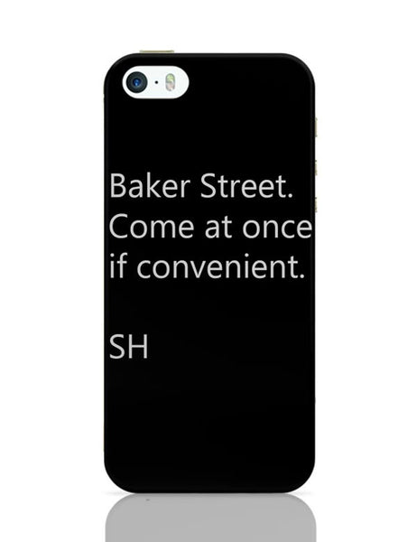 Baker Street iPhone Covers Cases Online India