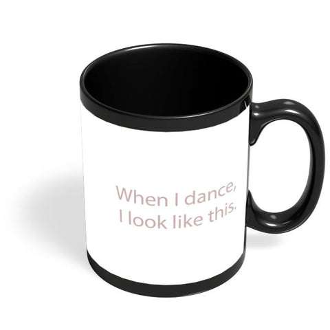 Bing Black Coffee Mug Online India