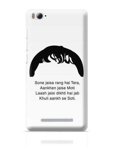 Rosesh Sarabhai Xiaomi Mi 4i Covers Cases Online India