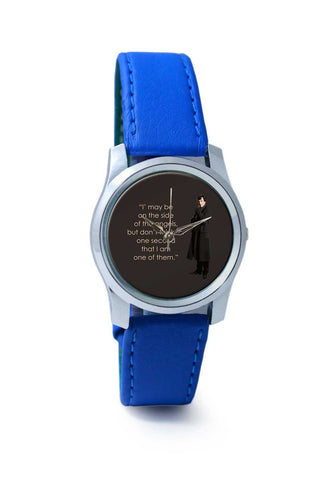 Women Wrist Watch India | Sherlock - On the Side of the Angels Wrist Watch Online India