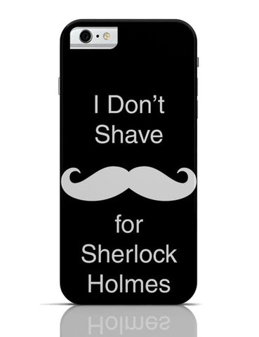 John Watson Moustache - Sherlock iPhone 6 / 6S Covers Cases