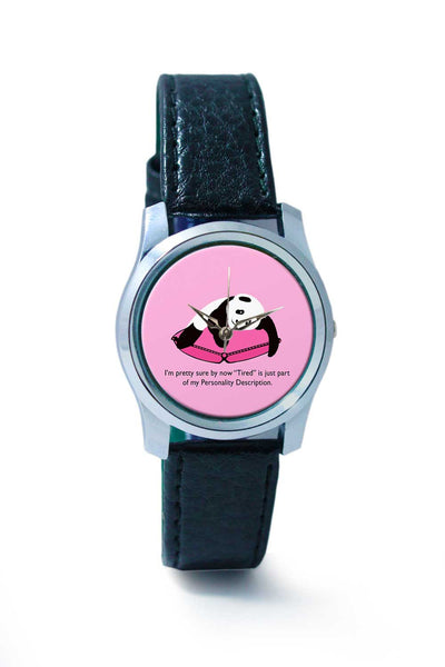 Women Wrist Watch India | Tired Panda Wrist Watch Online India