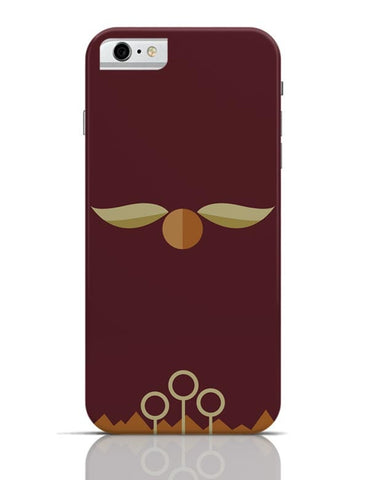 The Golden Snitch iPhone 6 6S Covers Cases Online India