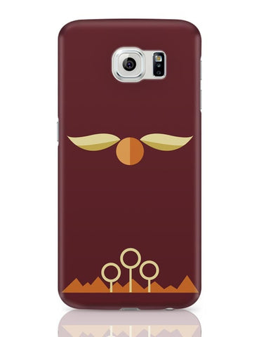 The Golden Snitch Samsung Galaxy S6 Covers Cases Online India