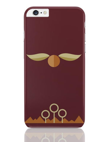 The Golden Snitch iPhone 6 Plus / 6S Plus Covers Cases Online India