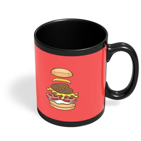 Greedy Black Coffee Mug Online India