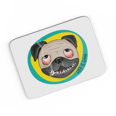 Life Is Good A4 Mousepad Online India