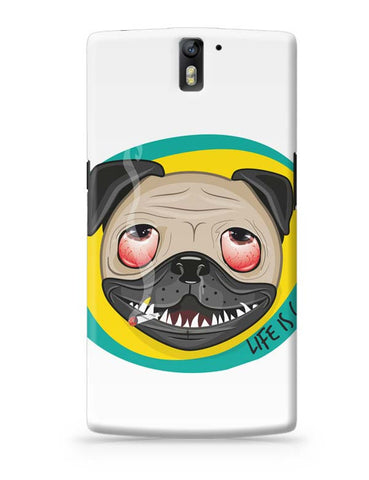 Life Is Good OnePlus One Covers Cases Online India