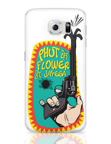 Phut Ke Flower Samsung Galaxy S6 Covers Cases Online India