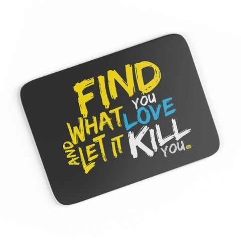 Find Something A4 Mousepad Online India