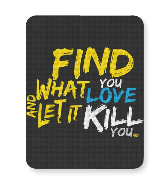 Find Something Mousepad Online India