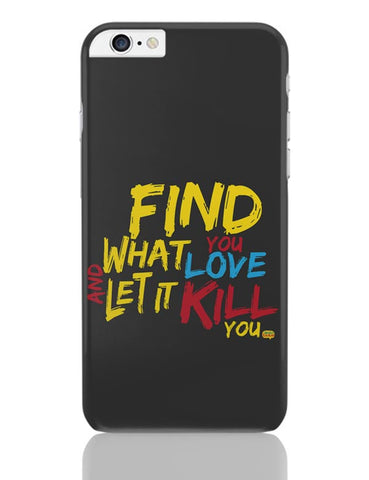 Find Something iPhone 6 Plus / 6S Plus Covers Cases Online India