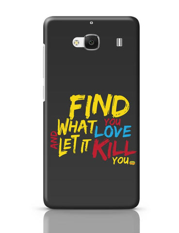 Find Something Redmi 2 / Redmi 2 Prime Covers Cases Online India