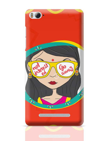 Not Interested Xiaomi Mi 4i Covers Cases Online India