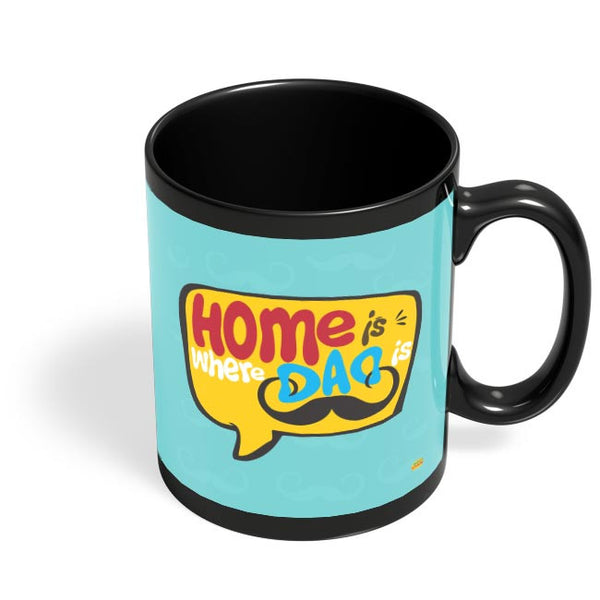 Dad Black Coffee Mug Online India