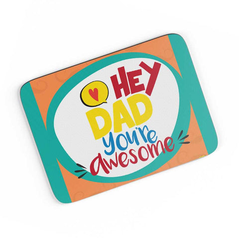 Hey Dad A4 Mousepad Online India