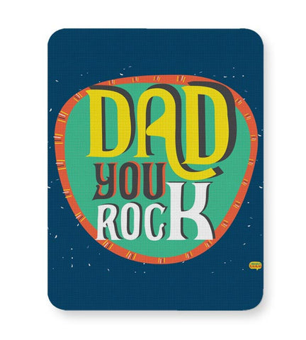 Dad you rock Mousepad Online India