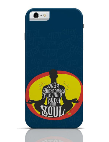 Yoga iPhone 6 6S Covers Cases Online India
