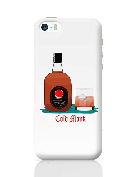 C old monk iPhone 5/5S Covers Cases Online India