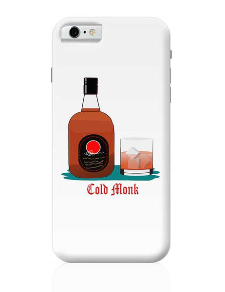 C old monk iPhone 6 6S Covers Cases Online India